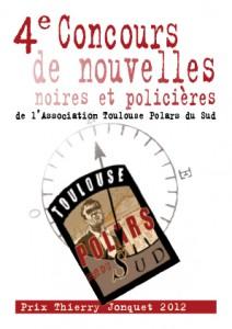 Concours de Nouvelles Thierry Jonquet 2012