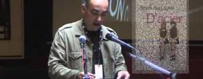 Vidéo de la remise du prix Violeta Negra 2012