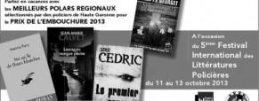Prix de l'Embouchure 2013
