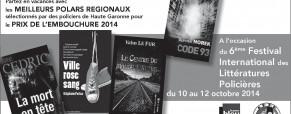 Sélection Prix de l'Embouchure 2014