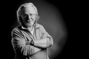 Peter May pendant le salon Polars du Sud à Toulouse en 2013 (c) Les Pictographistes